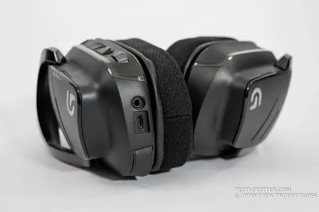 Unboxing & Review: Logitech G633 Artemis Spectrum 16