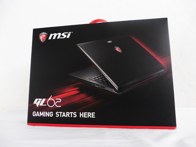 MSI Gaming GL62-6QF Gaming Notebook Review 75