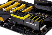 G.SKILL Introduces 5 New Color Schemes to Trident Z Series DDR4 Memory 4