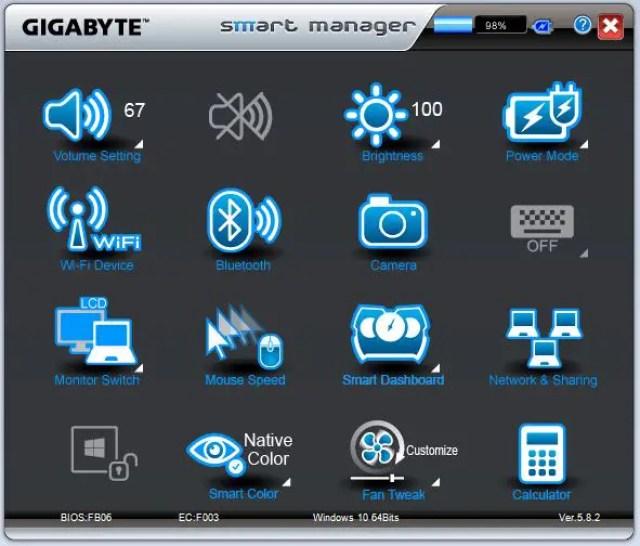 Gigabyte P55G V5 Gaming Notebook Review 70