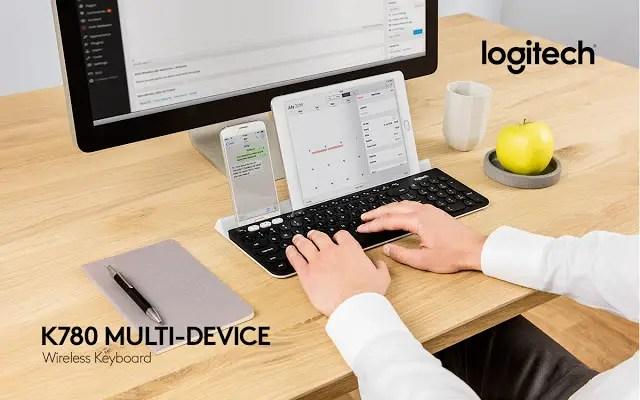 Logitech K780 Multi-Device: One Keyboard for Any Device 11