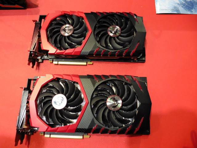 Computex 2016 Coverage: MSI Showcases Gaming Z and Gaming X Series of Its GeForce GTX 1080 Graphics Card 24