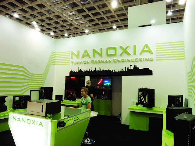 Computex 2016: Nanoxia Showcases Project S and CoolForce 1 21
