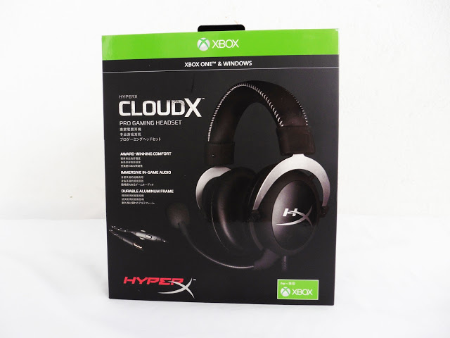 Unboxing & Review: Kingston HyperX CloudX Pro Gaming Headset 43