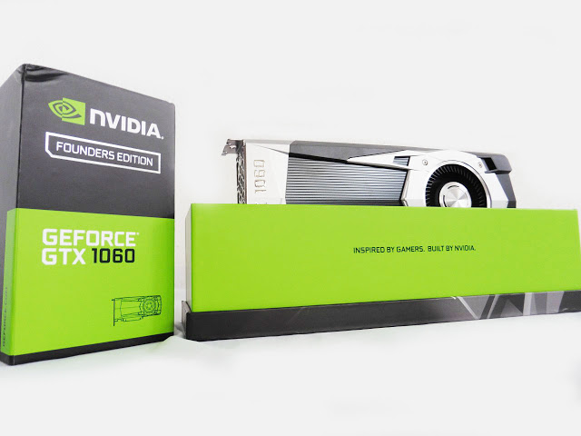 Review: NVIDIA GeForce GTX 1060 Founders Edition 1