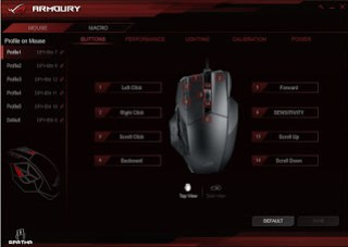 Unboxing & Review: ASUS ROG Spatha Gaming Mouse Review 84