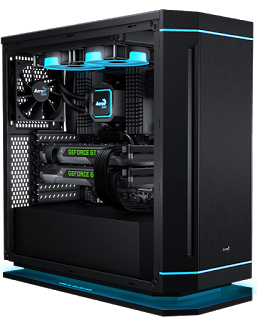 Aerocool Displays All New Silent PC Chassis at Gamescom 8
