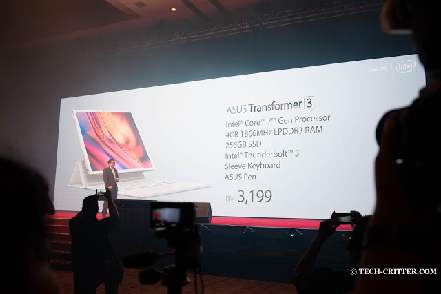 ASUS Announces ZenBook 3, Transformer 3 Price & Availability In Malaysia 12