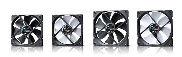 Fractal Design Announces New Dynamic X2 Fans 8