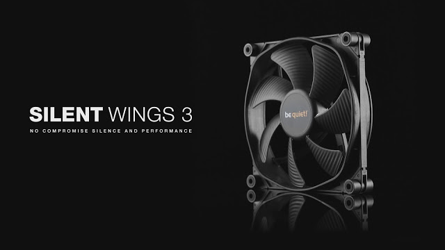 be quiet! Offers Greater Performance With The New Silent Wings 3 1