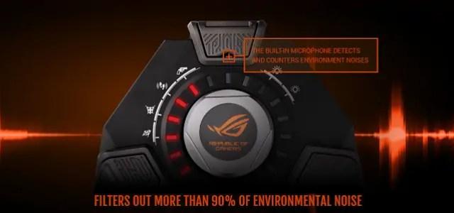 ASUS Republic of Gamers Announces Centurion, Premium 7.1-Channel Surround-sound Gaming Headset 14