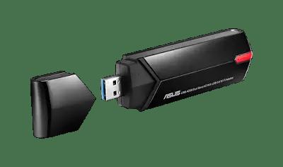 ASUS Announces Its AC1900-Class Performance USB-AC68 - 802.11ac Wi-Fi USB 3.0 Wireless Adapter 7