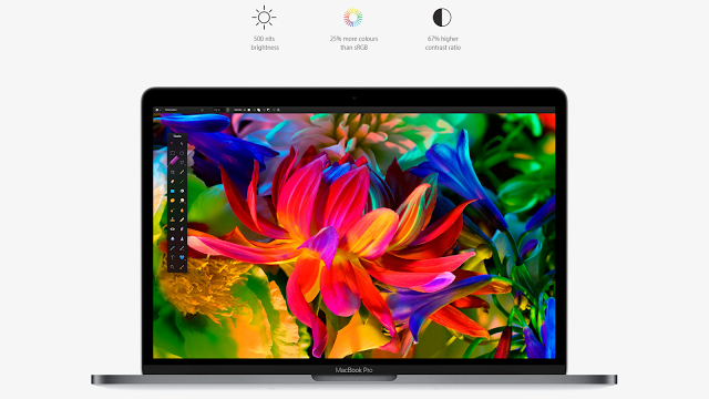 The new MacBook Pro now official 6