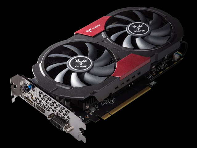 Colorful Announces the iGame GeForce GTX 1050 and GTX 1050 Ti 3