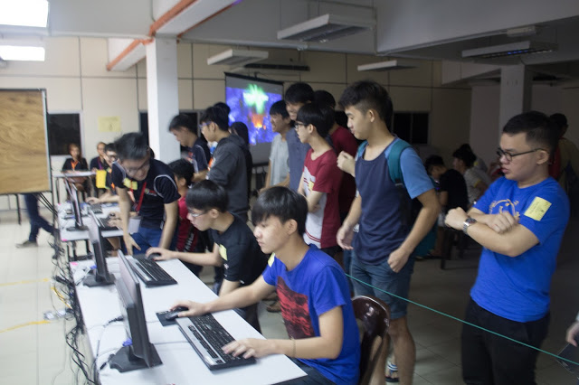 TARUC Kota Kinabalu 1 on 1 Dota 2 Tournament 8