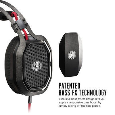 Cooler Master Announces the MasterPulse Over-ear Bass FX Headset At RM299 15