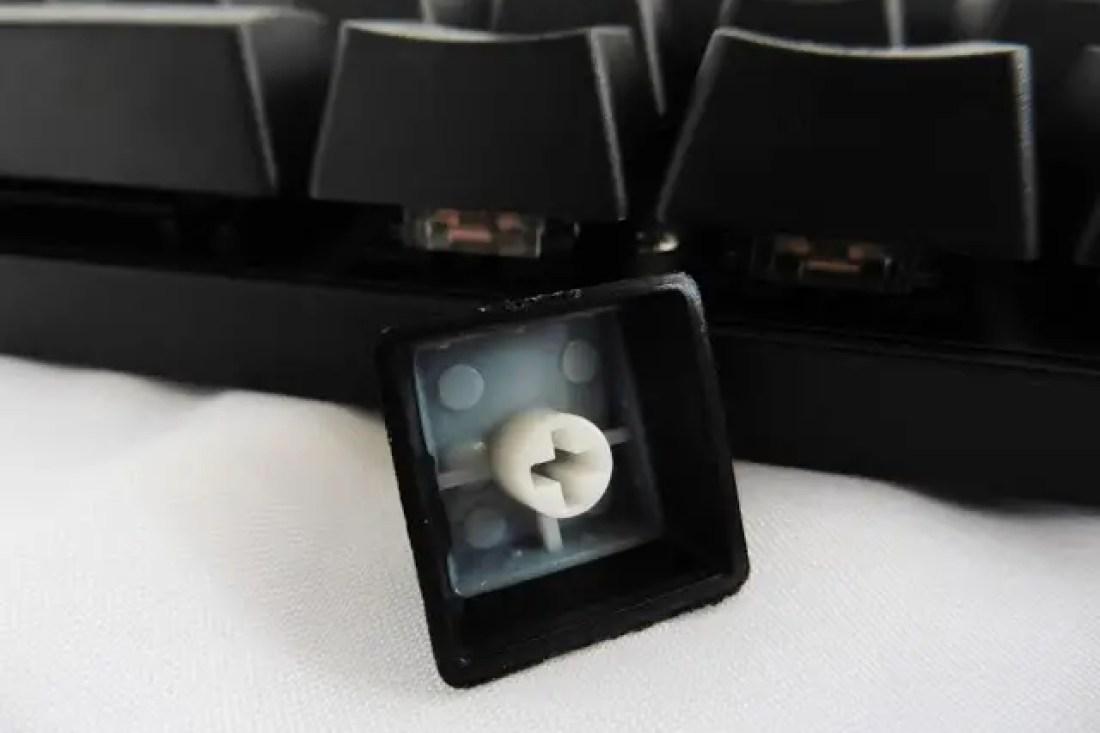 Drevo Calibur 71-Key Bluetooth RGB Mechanical Keyboard Review 10