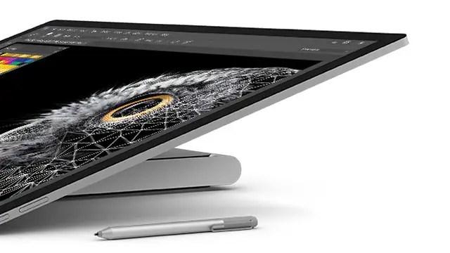 Surface Studio: Microsoft's $2,999 all-in-one desktop PC 2