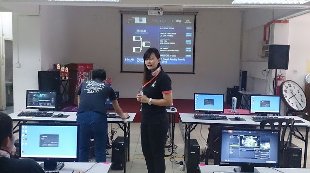 TARUC Kota Kinabalu 1 on 1 Dota 2 Tournament 3