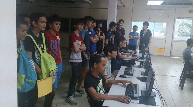 TARUC Kota Kinabalu 1 on 1 Dota 2 Tournament 6