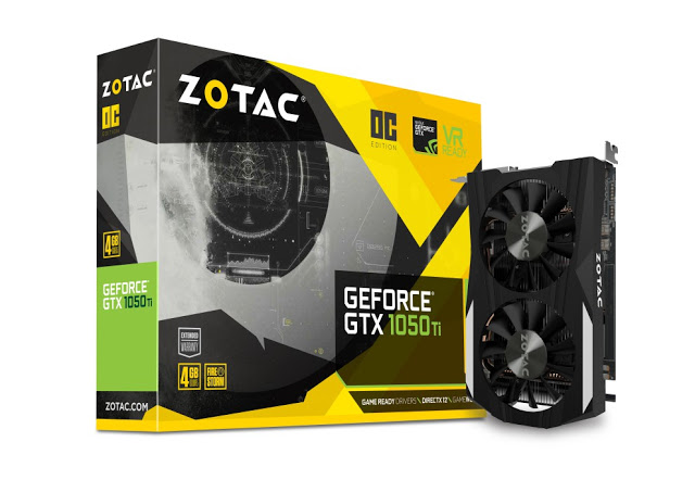Zotac Announces Super Compact With Its GeForce GTX 1050 and GTX 1050 Ti For Maximum Compatibility 4