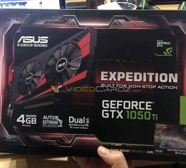 ASUS GeForce GTX 1050 Ti and GTX 1050 Ti Mini Pictured 10