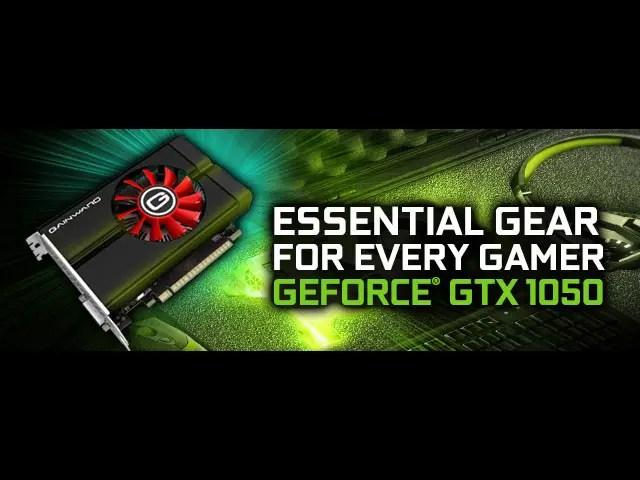 Gainward Announces GeForce GTX 1050 and GTX 1050 Ti 3
