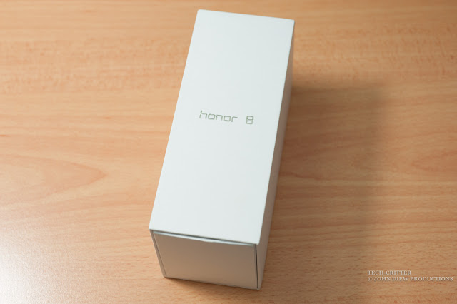 Unboxing & Review: honor 8 - Beauty & The Beast 2