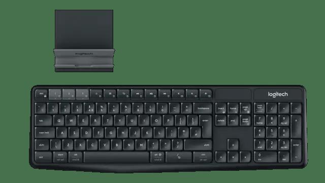 Logitech Introduces K375s Multi-Device Wireless Keyboard & Stand Combo 6