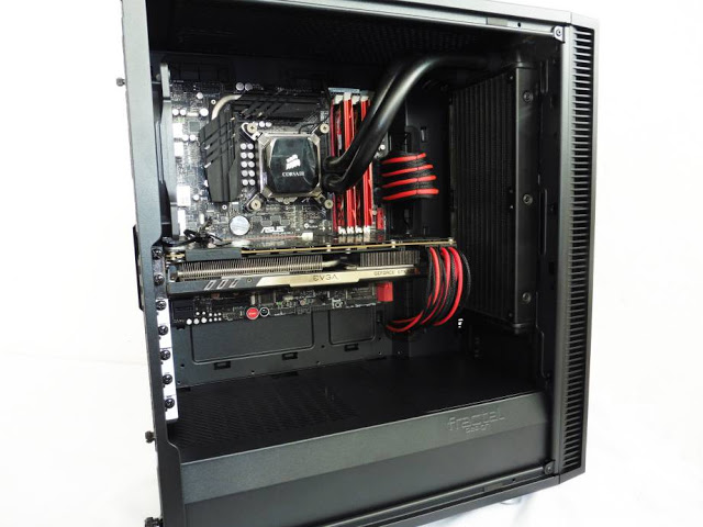 Fractal Design Define C ATX Chassis Review 25