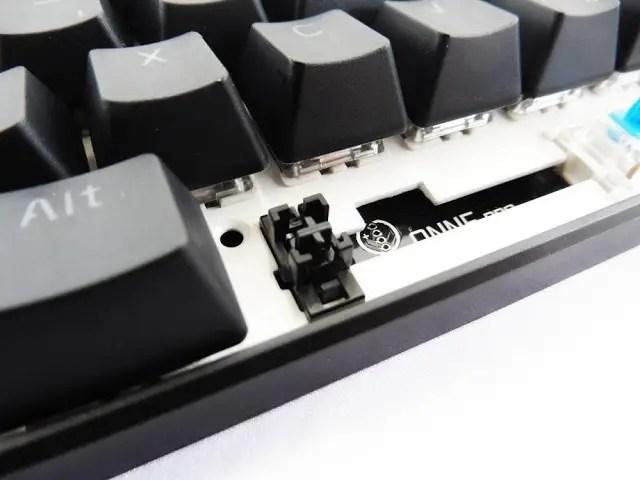 OBINS Anne PRO RGB Wireless Bluetooth Mechanical Keyboard Review 13