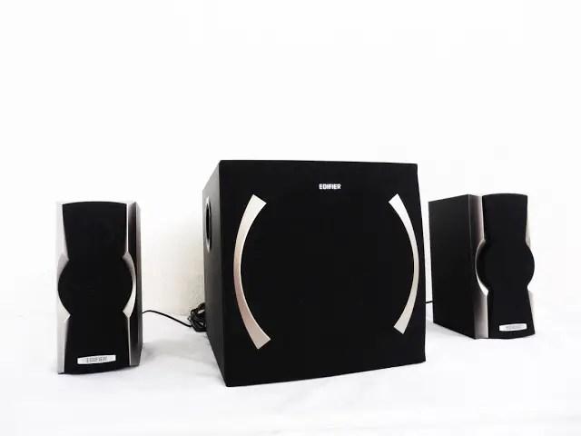 Edifier XM6BT 2.1 Speaker Review 3