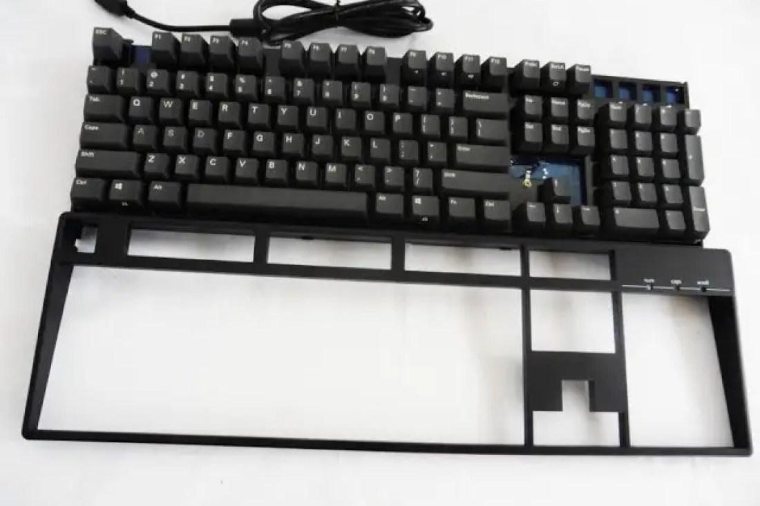 iKBC C104 Mechanical Keyboard Review 12