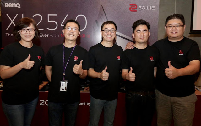 BenQ ZOWIE Officially Launched its XL2540 eSports Monitor In Malaysia, Priced at RM2,399 5
