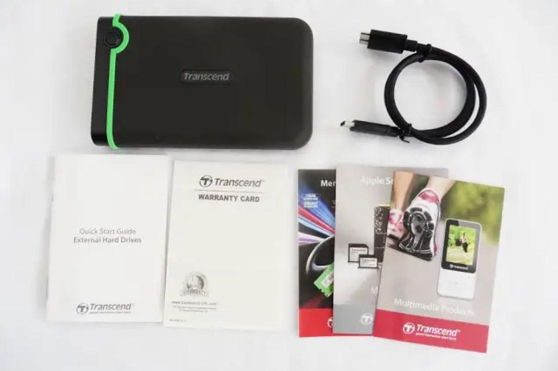 Transcend StoreJet 25MC 1TB Performance Review 31