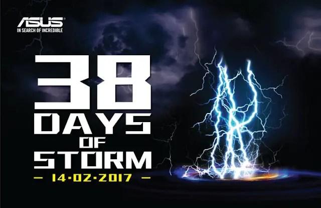 """ASUS Announces """"38 Days of Storm"""" Social Campaign 5"""