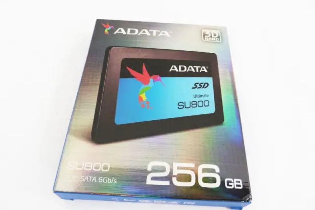 ADATA Ultimate SU800 256GB SSD Review 1