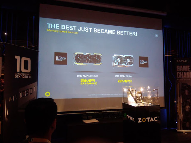 ZOTAC Officially Launches The GTX 1080 Ti AMP! Extreme Edition In Malaysia 16