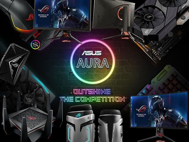 ASUS Republic of Gamers Announces Latest Gaming Lineup at Join the