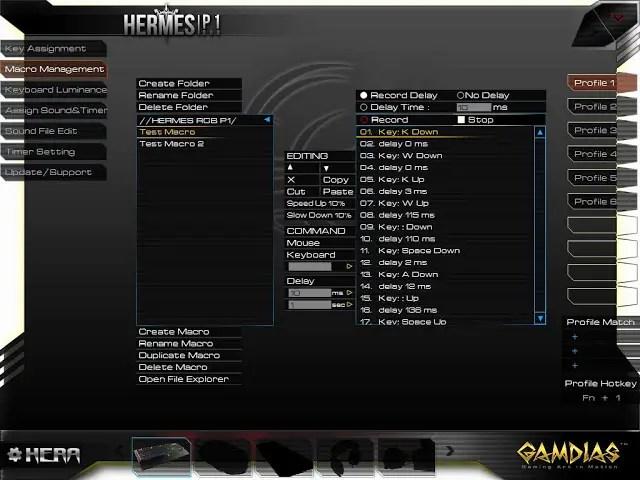 Gamdias Hermes P1 RGB Mechanical Gaming Keyboard Review 75