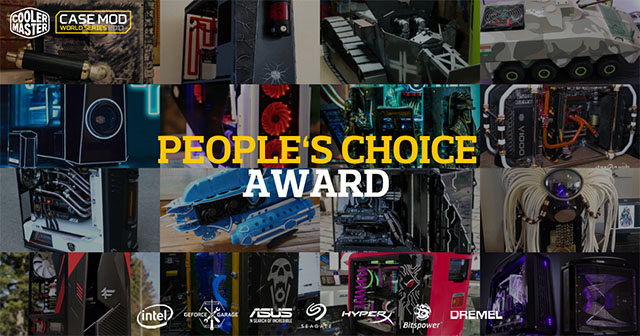 Cooler Master Case Mod World Series 2017 - Over 100 New Mods Revealed and Voting for the Best Case Mod Starts Now! 8