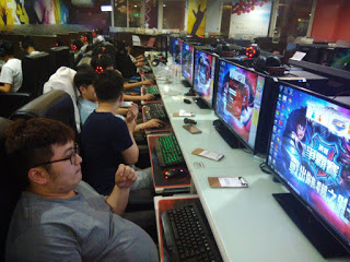 A Tour To One Of Taipei's Very Best Internet Cafe - LHH Cyber Cafe 22