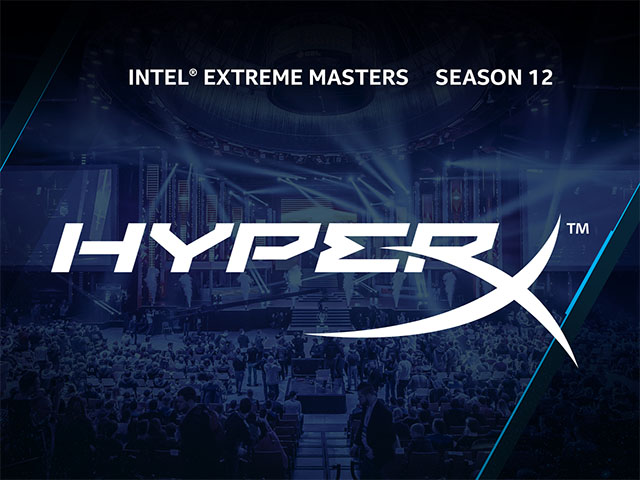 HyperX Is Again the Peripheral and Memory Partner For Intel® Extreme Masters Season 12 3