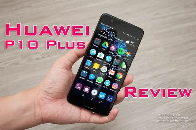 Huawei P10 Plus Review 119