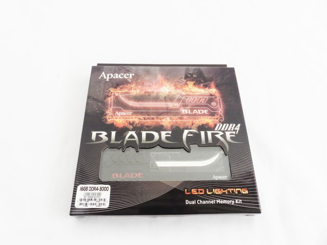 Apacer BLADE FIRE DDR4 Memory Kit Review 64