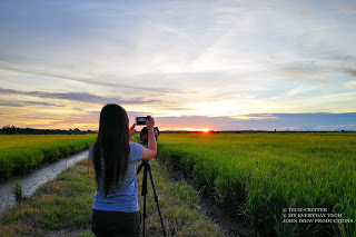 Sunset Smartphonegraphy Tips featuring Huawei P10 Plus 11