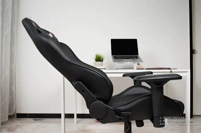 Warlord Phantom Gaming Chair Review 12
