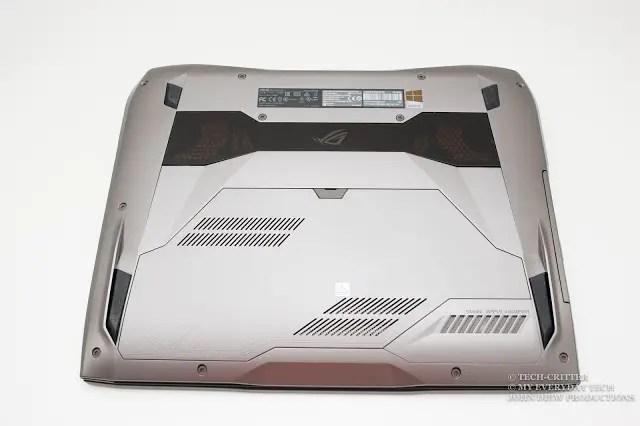 ASUS ROG G752VS Gaming Notebook Review 92
