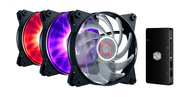 Complete your MasterFan Pro RGB Series !!! 11