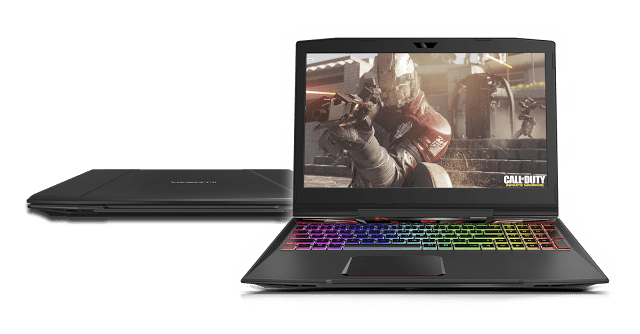ILLEGEAR RAVEN a Mid-Range Gaming Laptop with Mechanical Gaming Keyboard 11
